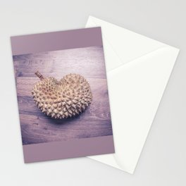 spines heart Stationery Cards