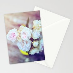 The Last Days of Spring - Old Roses IV Stationery Cards