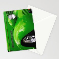 Green Machine Stationery Cards