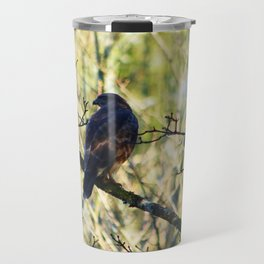 Watcher in the Woods Travel Mug