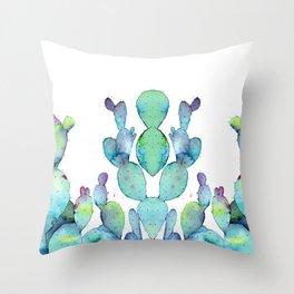 Cacti Cacti Throw Pillow
