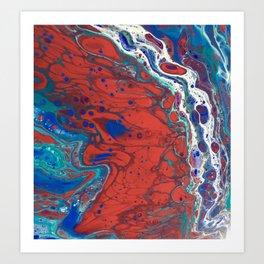 Bubbles II Art Print