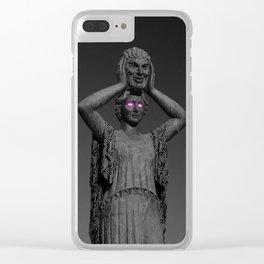 Vérité Clear iPhone Case