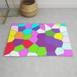 Lively Colors Rug