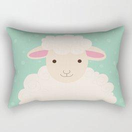 Sheep Series [SS 00] Rectangular Pillow