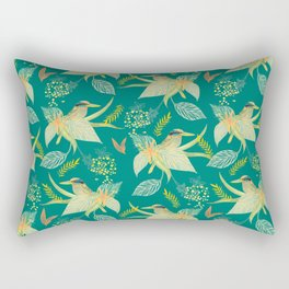 KINGFISHERS PARTY Rectangular Pillow
