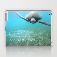 Free Turtle  Laptop & iPad Skin