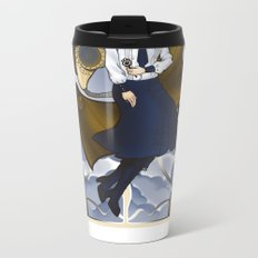 Lamb of Columbia Metal Travel Mug
