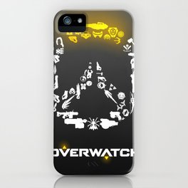 Heroes need weapons iPhone Case