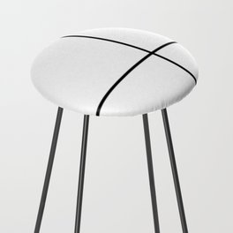 Intersection Counter Stool
