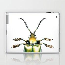 Beetles #2 (Sagra Femorata) Laptop & iPad Skin