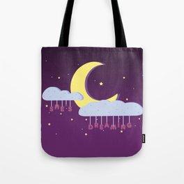 EXO | She's Dreaming Tote Bag