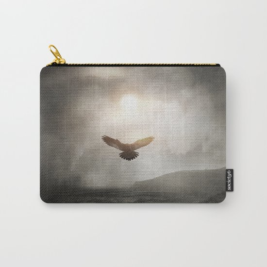 Sunset I C. V Carry-All Pouch