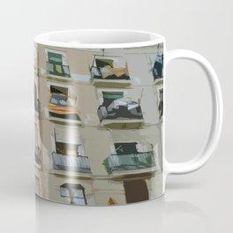 Barcelona Building  Coffee Mug