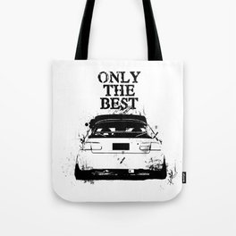 "ONLY THE BEST ""HONDA"" Tote Bag"