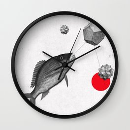 Tokyo Institute for Nature Study Wall Clock