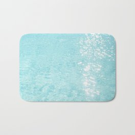 Pool sparkle Bath Mat
