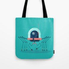 :::Mini Robot-Arachno::: Tote Bag