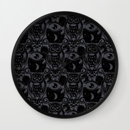 Insomnia Wall Clock