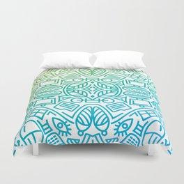 Decorative Pattern 3 Duvet Cover
