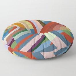 Colour Revolution TWO Floor Pillow