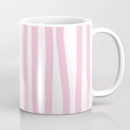 Pink Stripes Coffee Mug