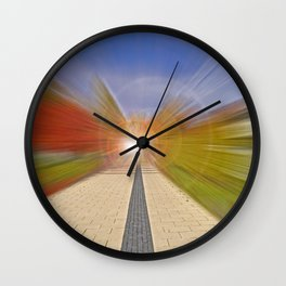 The Enlightenment Wall Clock