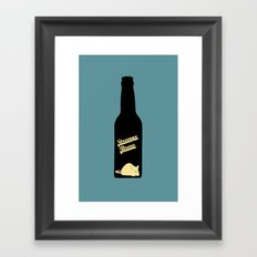 Strange Brew Framed Art Print