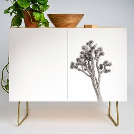 Joshua Tree in Black & White Credenza