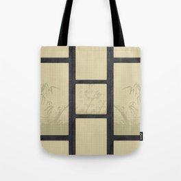 Tatami - Bamboo Tote Bag