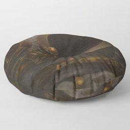 Deep-Sea Demise Floor Pillow