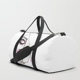 Hot Tea Soothes the Soul Duffle Bag