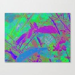 Den of The Dragonflies Canvas Print