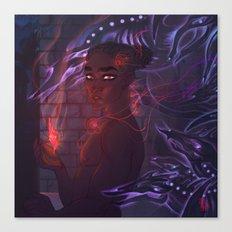Spirit Matter Canvas Print