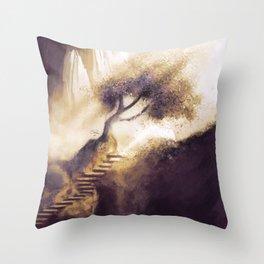 Ray of Light 2 Throw Pillow