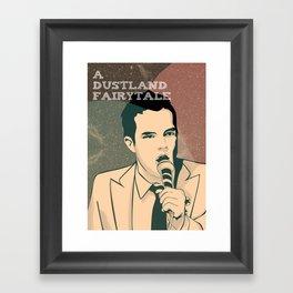 Dustland Fairytale Framed Art Print