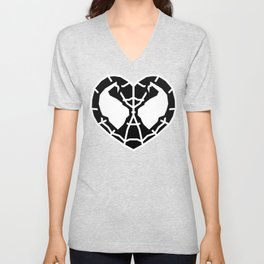 Venomous love Unisex V-Neck