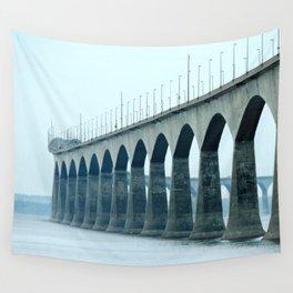 Confederation Bridge Prince Edward Island Wall Tapestry