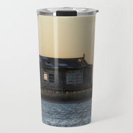 Waterfront Property Travel Mug
