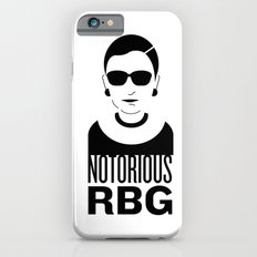 Notorious RBG Slim Case iPhone 6