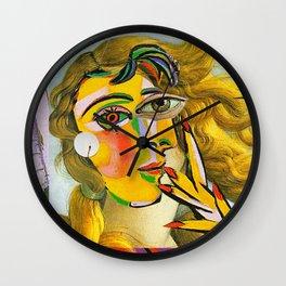 Dora Venus Maar 2 Wall Clock