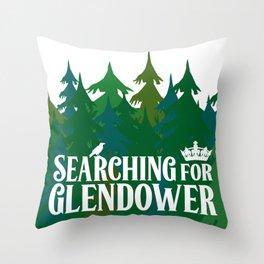 The Raven Boys - Glendower Throw Pillow