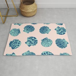 Beach Shell pattern, perfect for the summer Rug