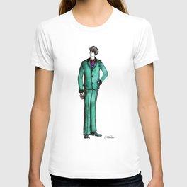 Arsenic Green Dandy T-shirt