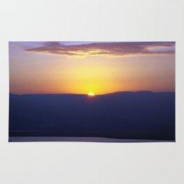Dead Sea Sunrise Rug