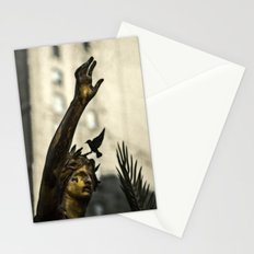 A Cry For Peace Stationery Cards