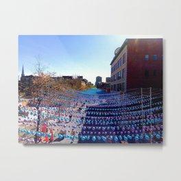 City colors - Montréal Metal Print
