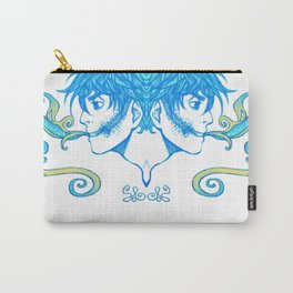 Smoking Lyric  Carry-All Pouch