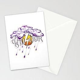 Thunder Stationery Cards