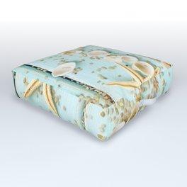 Seashells Outdoor Floor Cushion